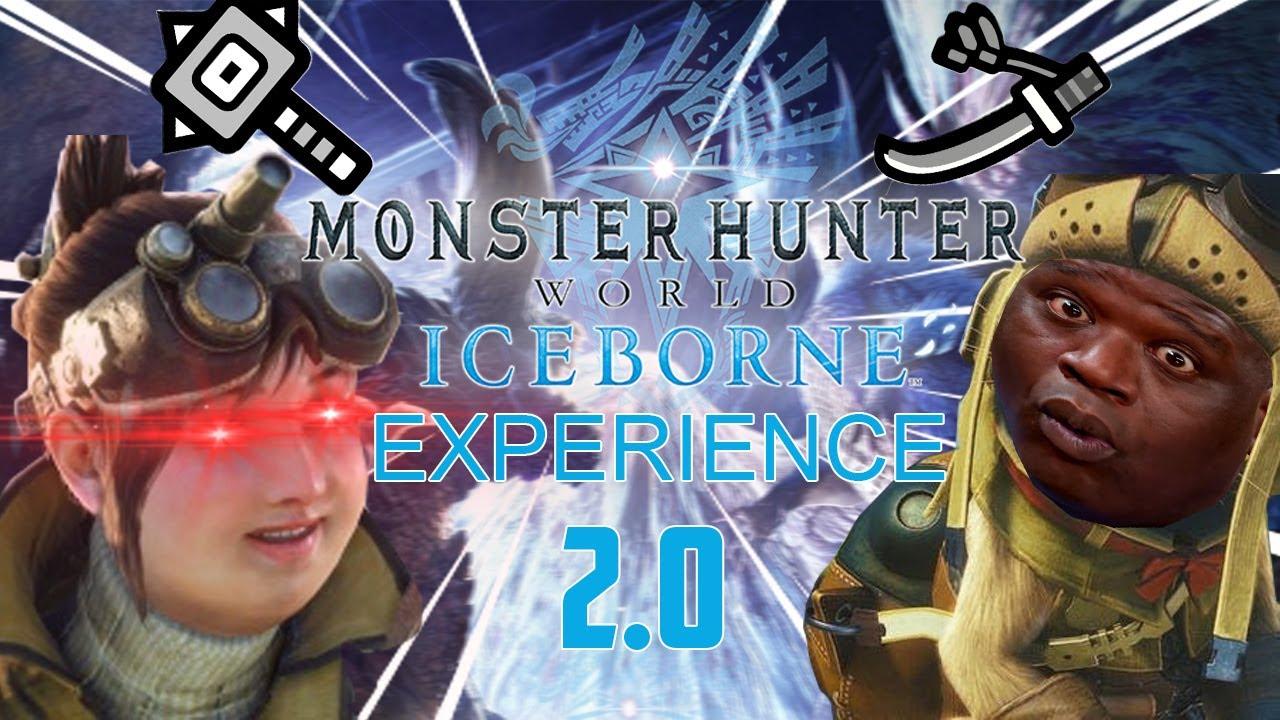 Monster Hunter World Iceborne Experience 2.0 thumbnail