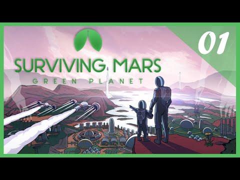 Surviving Mars 01