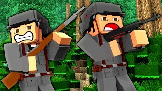 Minecraft WW2   The Forest Camp! - S1E12 (Heroes and Generals Roleplay) thumbnail
