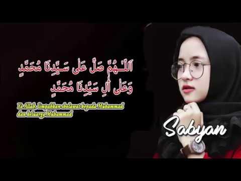 Lirik Law Kana Nisa Sabyan Terbaru 2018 (Lirik Dan Arti)