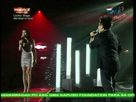 Krizza and Aiza - Ill Be There / There Youll Be - Protege Final Battle