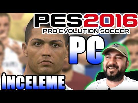 PES 2016 PC İNCELEME VİDEOSU | OYNANIŞ