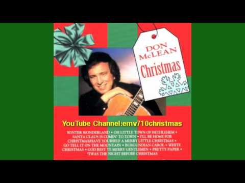 Winter Wonderland - Don Mclean