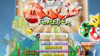 Mario Forever v7.02 - Worlds 1 to 4 [GAMEPLAY]
