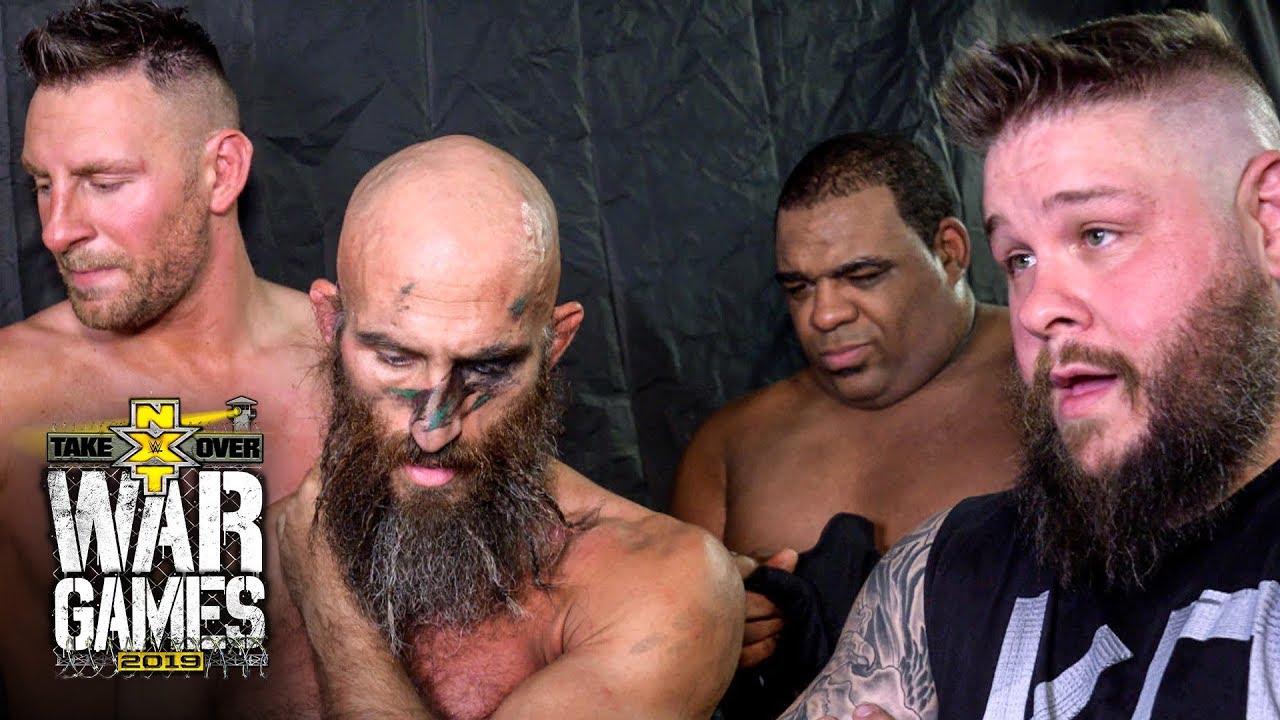 Ciampa, Owens, Dijakovic & Lee relish WarGames win: WWE Exclusive, Nov. 23, 2019