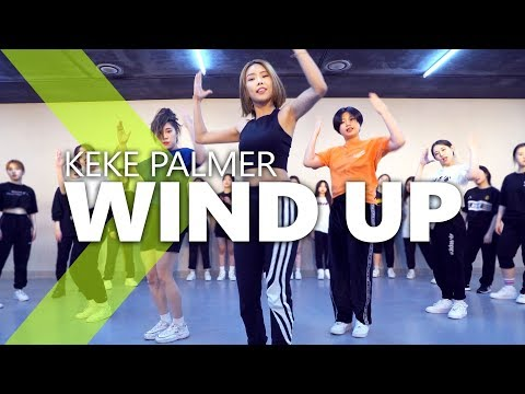 Keke Palmer - Wind Up ft. Quavo / HAZEL Choreography.