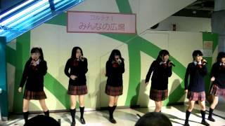2013年11月24日 琴似コルテナで行われた『ミルクス』のライブ(1公演目...