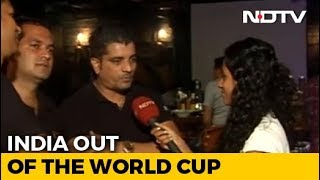 World Cup 2019: Fans React To India's Heartbreaking Loss In Semi-Final