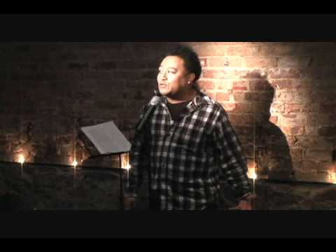 Def Poetry Star Regie Cabico @ Mike Geffner Presents The Inspired Word
