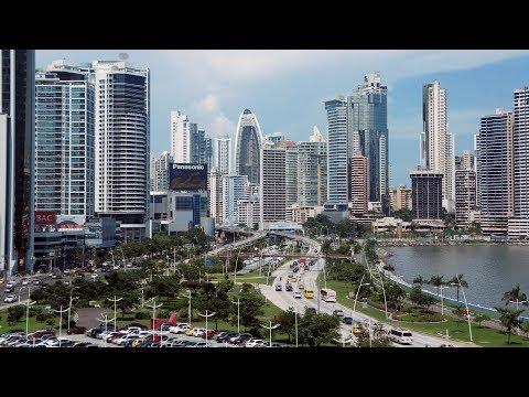 Ciudad de Panamá & Gran San Salvador Centroamérica