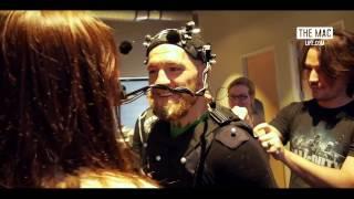 Конор МакГрегор съемок Warfare.Conor McGregor filming for Call of Duty  Infinite Warfare