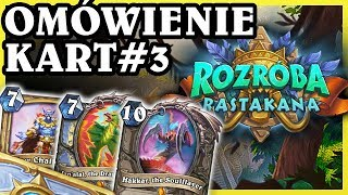 OMÓWIENIE KART Rastakhan's  Rumble #3 - Hearthstone