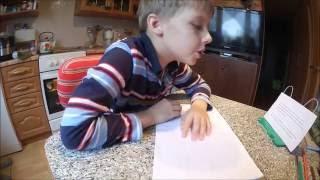 #27 Готовлю, делаю уроки с Даней, регистрирую карточку М-Видео, гуляем с Ричем