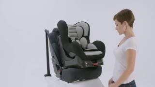 Siège-Auto COSMO ISOFIX - MyCarsit - Groupe 1 - Vidéo d'installation