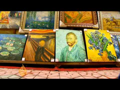 Demand grows for Chinese fake art