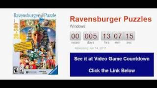 Ravensburger Puzzles PC Countdown