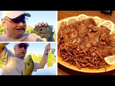 Fishing for Fried Fillets with French Fries from YouTube · Duration:  9 minutes 59 seconds