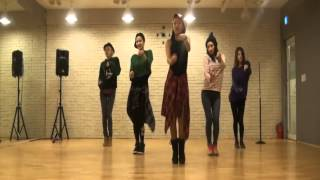 Repeat youtube video Spica - You don't love me ̣̣(dance practice)