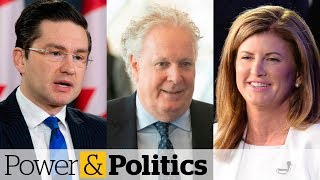 3 high-profile Tories not running in leadership race