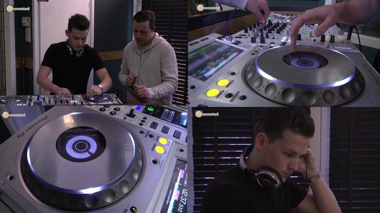 DJ School Gouda - Studiogesprek
