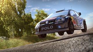 WRC 5 FIA World Rally Championship gameplay HD