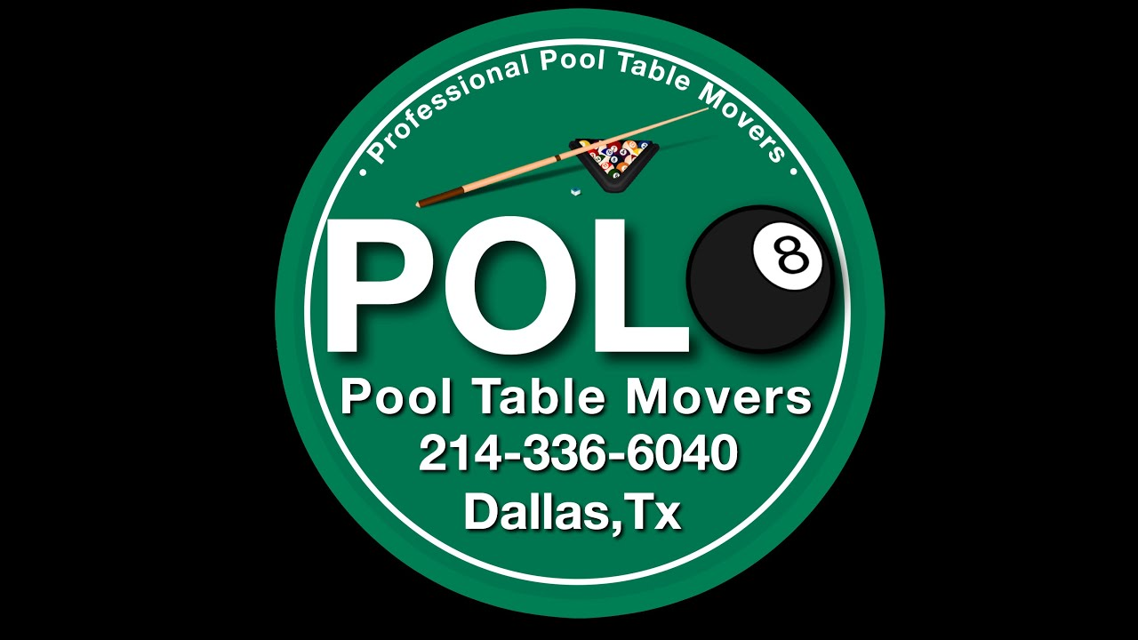 Antique Pool Table Piece Slate YouTube - Polo pool table movers