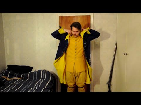 Lord John's Uniforms: Swedish 1700's Uniform