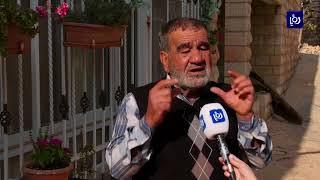 حملة مضايقات واعتداءات ومصادرة اراضي تتعرض لها قرية حزما - (5-11-2017)