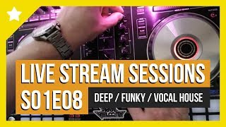 House Music Live Stream Sessions S01E08