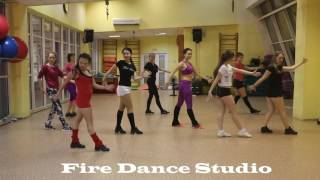 """Fire Dance present :""""Ray Parker Jr. - Ghostbusters"""""""