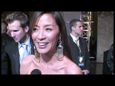 Michelle Yeoh Interview - Memoirs of a Geisha