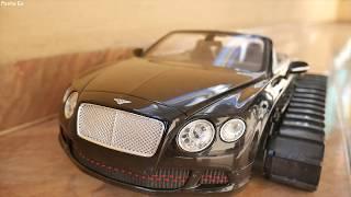Bentley Ultratank ГОТОВ - БПАН ГУСЕНИЧНЫЙ