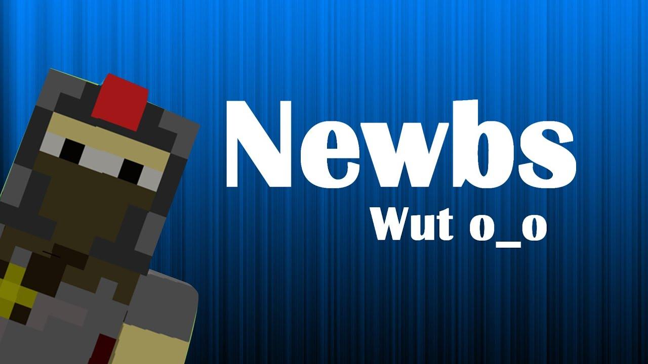 Download Newbies: wut o_o (Guncraft Machinima)