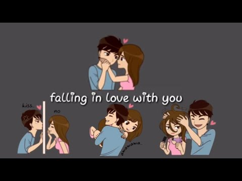 OST CRAZY RICH ASIAN CAN'T HELP FALLING IN LOVE || With Lyrics