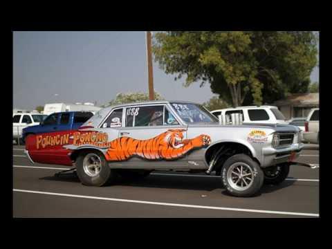 Altered Wheelbase Drag Cars...Tough As Nails!!