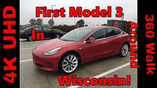 видео Tesla Model 3 получает новые функции автопилота и Wi-Fi