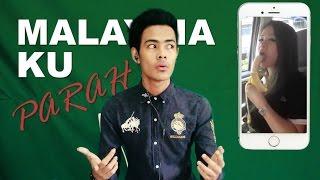 REACTION TO MALAYSIAKU PARAH thumbnail