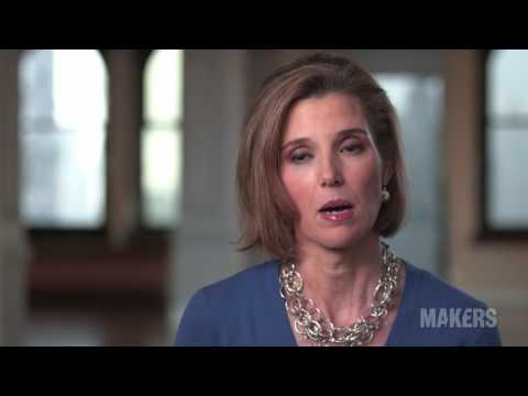 """Mommy"" = Parent of Either Sex — Sallie Krawcheck MAKERS Moment thumbnail"