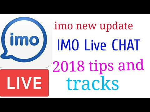 IMO New Update 2018 Live Chat From Imo