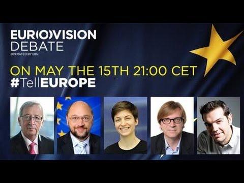 Eurovision debate (EN)
