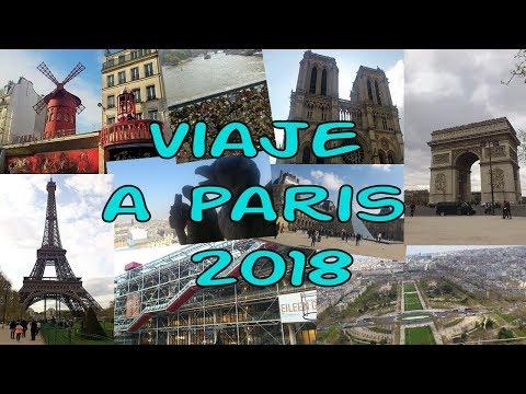 VIAJE BARATO A PARÍS 2017 - ¿Qué ver en París en 3 días?