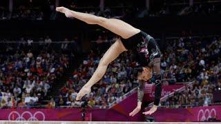 Most Difficult Balance Beam Elements - Acrobatics (CoP 2013-16 D-score)