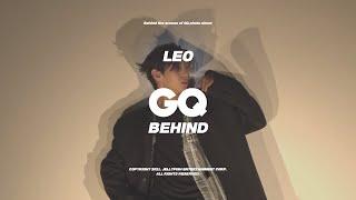 레오(LEO) - GQ 화보 촬영 MAKING FILM