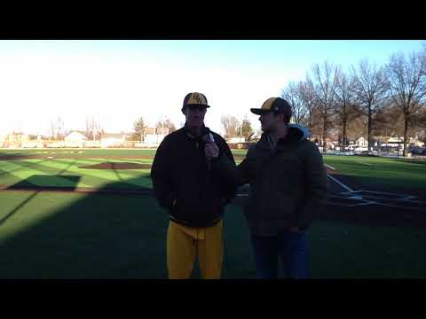 Baldwin Wallace Baseball Post Game Interview vs. Theil College