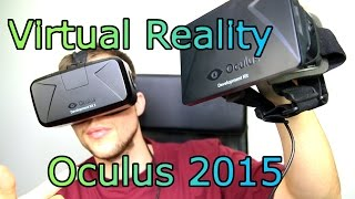 Oculus Rift Review - DK1 vs DK2 - Virtual Reality - is it worth it in 2016 ? - Euro Truck 2 [HD]