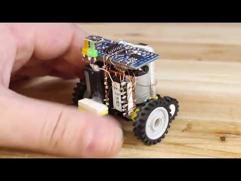 5 Homemade Robots - Homemade Inventions
