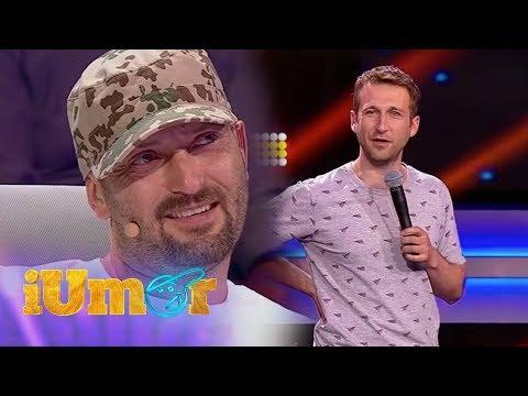 Radu Isac, spectacol cu lacrimi și hohote de râs:
