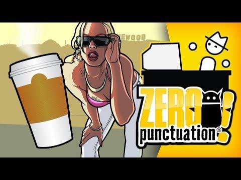 The Hot Coffee Controversy (Zero Punctuation)
