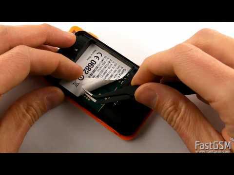 Unlock Sony Ericsson Xperia active (ST17) via USB