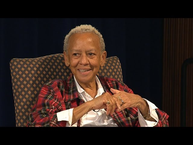An Evening with Nikki Giovanni | Point Loma Writer's Symposium by the Sea  2016